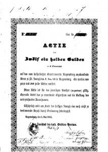 KF13-Kolping-Kolpinghaus-Aktie-1853-d2013-07-31
