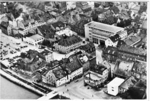 Kolpinghaus Regensburg in den 60ern